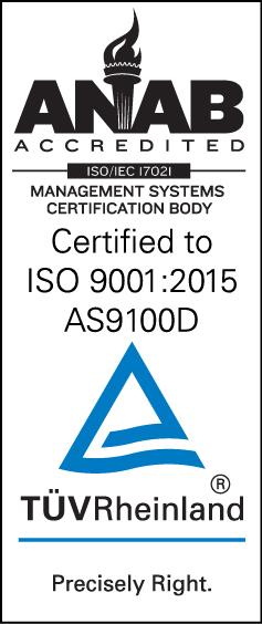 Brandstrom Instruments Quality System